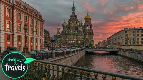 Top 10 Reasons Why Saint Petersburg May Be the Most Beautiful City in the World