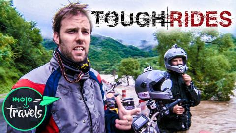 Tough Rides: China, Episode 1: Shanghai to the Korean Border