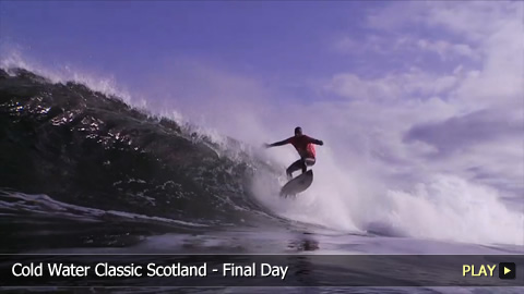 Cold Water Classic Scotland - Final Day