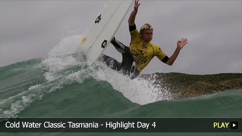 Cold Water Classic Tasmania - Highlight Day 4