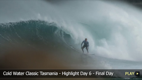 Cold Water Classic Tasmania - Highlight Day 6 - Final Day