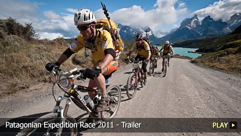 Patagonian Expedition Race 2011 - World's Hardest Adventure and Multi-Sport Race Trailer