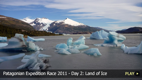 Patagonian Expedition Race 2011 - Day 2: Moving Through a Land of Ice