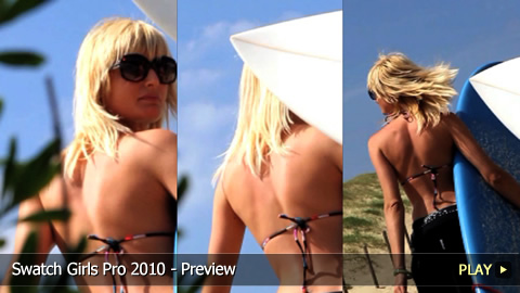 Swatch Girls Pro 2010 - Preview