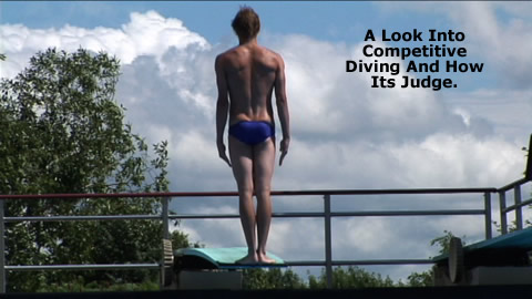 A Guide For Judging Diving