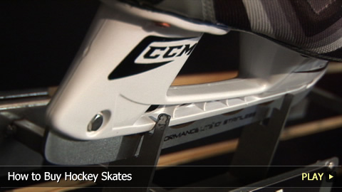 How To Buy Hockey Skates
