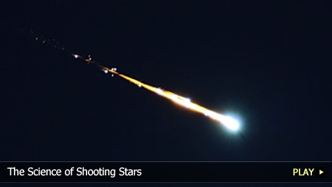 The Science of Shooting Stars