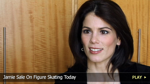 Jamie Sale On Figure Skating Today