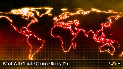 What Will Climate Change Really Do