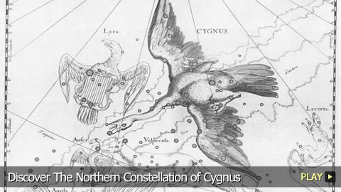 Discover The Northern Constellation of Cygnus