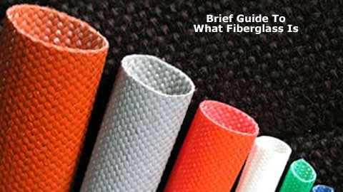 What Is Fiberglass And How Is It Made