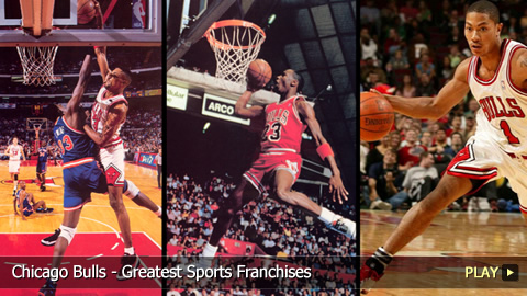 Chicago Bulls - Greatest Sports Franchises