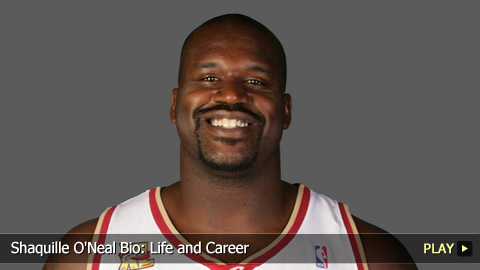 Shaquille O'Neal Bio: Life and Career