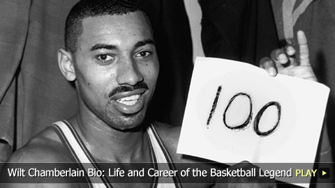 Wilt Chamberlain Bio: Life and Career of the Basketball Legend