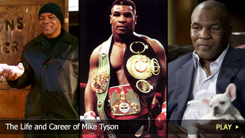 The Life and Career of Mike Tyson
