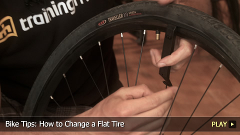 Bike Tips: How to Change a Flat Tire