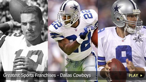 Greatest Sports Franchises - Dallas Cowboys