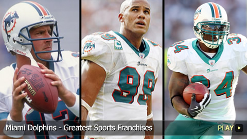 Miami Dolphins - Greatest Sports Franchises