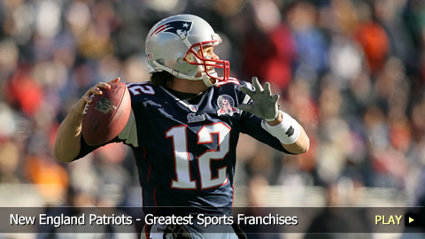 New England Patriots - Greatest Sports Franchises