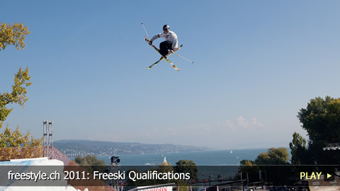 freestyle.ch 2011: Freeski Qualifications at Europe's Biggest Freestyle Sports Even