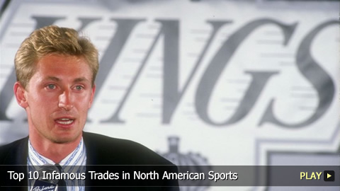 Top 10 Infamous Trades in North American Sports