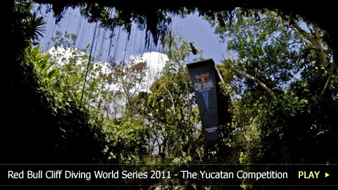 Red Bull Cliff Diving World Series 2011 - The Yucatan Competition Preview