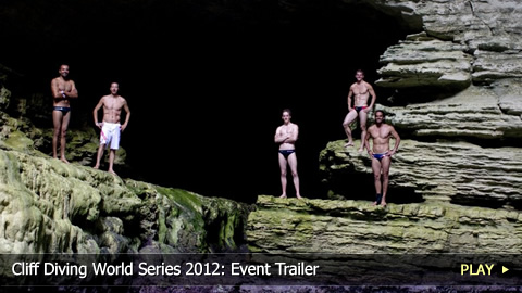 Cliff Diving World Series 2012: Event Trailer