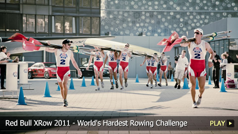 Red Bull XRow 2011 - Highlights from World's Hardest Rowing Challenge