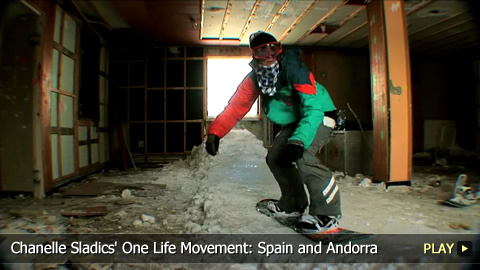 Chanelle Sladics' One Life Movement: Spain and Andorra