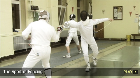 The Sport of Fencing