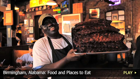 Birmingham, Alabama: Food and Places to Eat