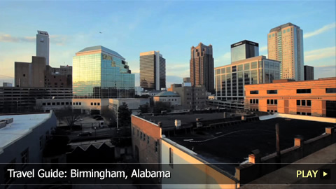 Travel Guide: Birmingham, Alabama