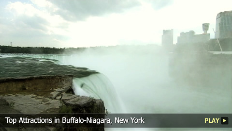Top Attractions in Buffalo-Niagara, New York