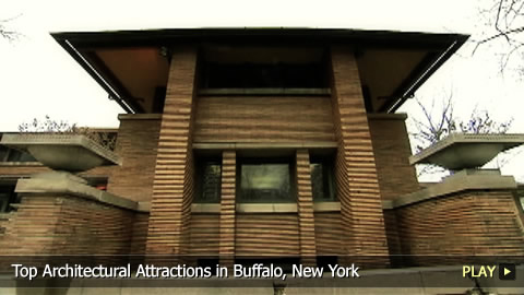 Top Architectural Attractions in Buffalo, New York