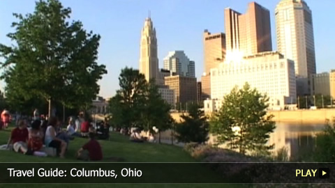 Travel Guide: Columbus, Ohio