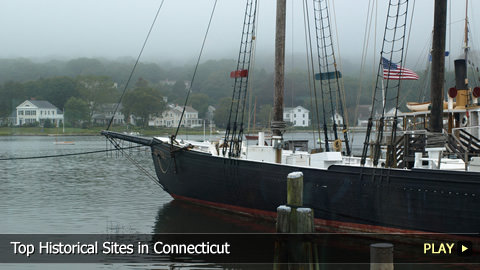 Top Historical Sites in Connecticut