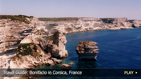 Travel Guide: Bonifacio in Corsica, France