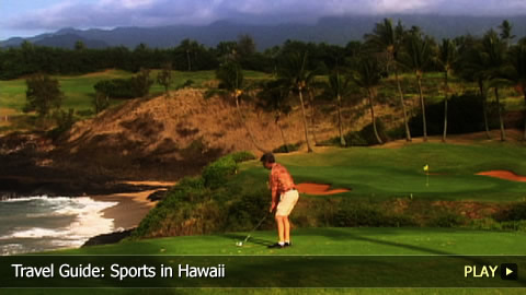 Travel Guide: Sports in Hawaii