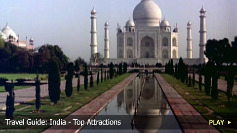 Travel Guide: India - Top Attractions