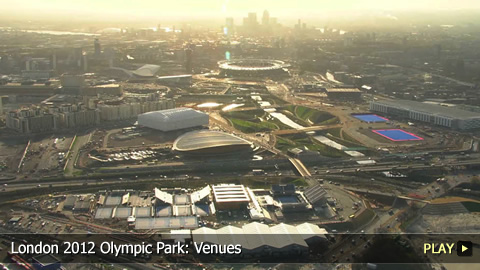 London 2012 Olympic Park: Venues