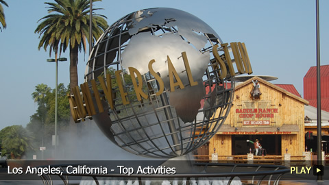 Los Angeles, California - Top Activities