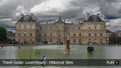 Top Historical Sites in Luxembourg