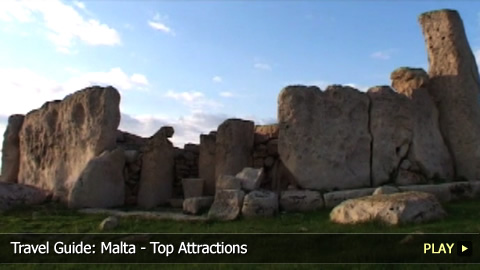 Travel Guide: Malta - Top Attractions