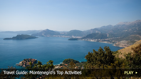 Travel Guide: Montenegro's Top Activities