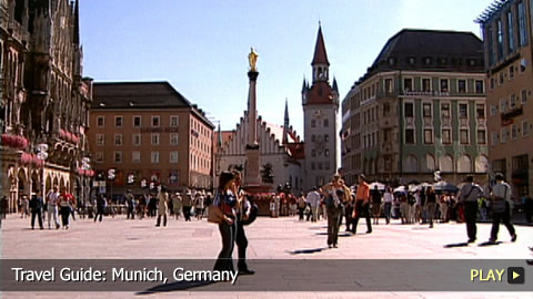Travel Guide: Munich, Germany