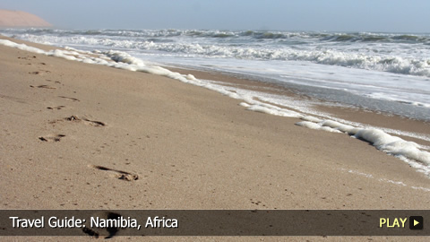 Travel Guide: Namibia, Africa