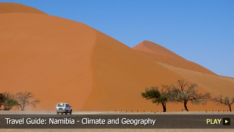 Travel Guide: Namibia, Africa | WatchMojo.