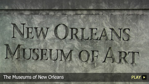 The Museums of New Orleans