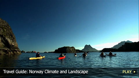 Travel Guide: Norway Climate and Landscape