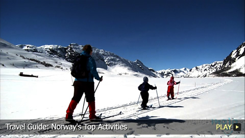 Travel Guide: Norway's Top Activities